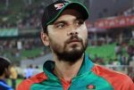 It's disappointing to lose this kind of match:Mashrafe