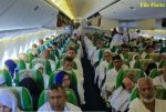Hajj Flight begins
