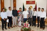 Kazi Nazrul Islam University VC calls on President