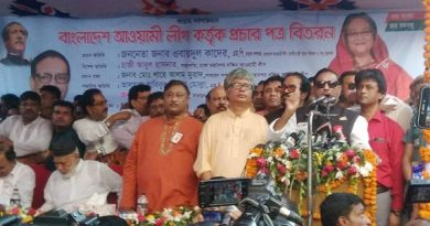 None can defeat united AL in JS elections: Quader