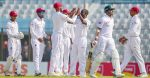 Tigers collapse despite Mominul's ton on day 1 in 1st Test