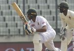 Mahmudullah hits Test century after eight years