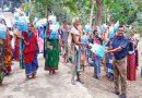 ৫ শতাধিক অসহায়দের মাঝে জাপা তালার ঈদ উপহার বিতারণ