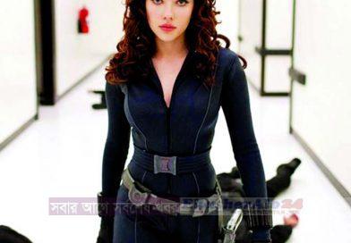Black Widow was sexualised in Iron Man 2: Scarlett