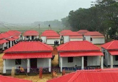 PM hands over 53,340 more houses to landless families