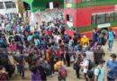 শিক্ষার্থীদের বাড়ি পৌঁছে দিতে ঢাকা ছাড়ল জবির ২৩ বাস