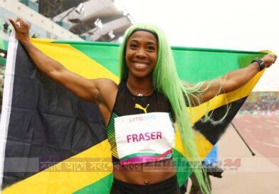 Shelly-Ann Fraser-Pryce trying to reach 'great things' at Tokyo Olympics