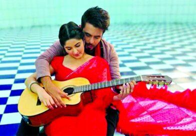 Film Bishwosundori premiered on television