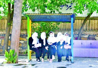 Afghan girls return to school in Herat