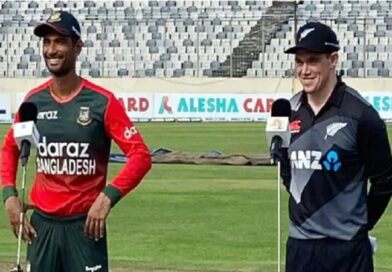 Bangladesh face NZ in 2nd T20I today