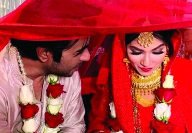 Apurba ties the knot for third time