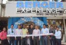দিনাজপুরে নতুন বার্জার এক্সপেরিয়েন্স জোন চালু